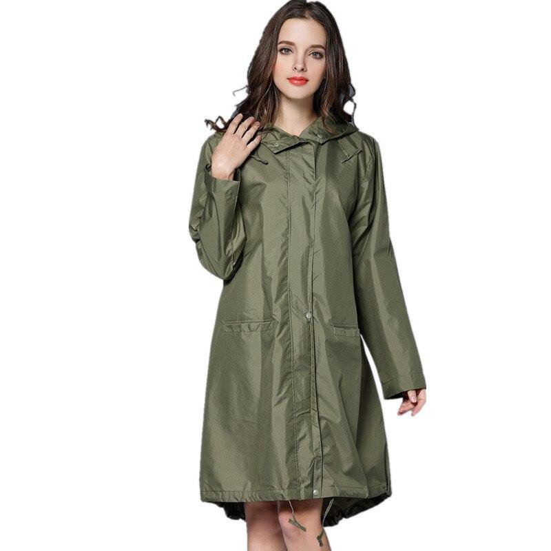 long thin breathable raincoat women/female rain ponchos jacket waterproof pullover women's rain coat chubasquero mujer