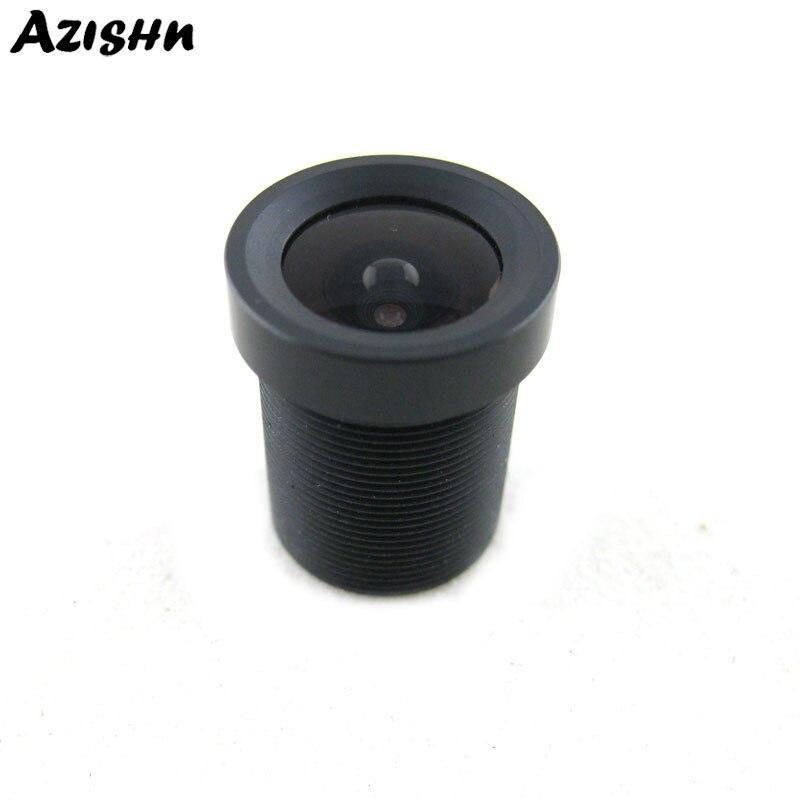 Objectif de caméra CCTV M12 * 0.5 3.6mm   Objectif de panneau grand Angle 92 degrés pour caméra de sécurité CCTV CCD et CMOS, vente en gros