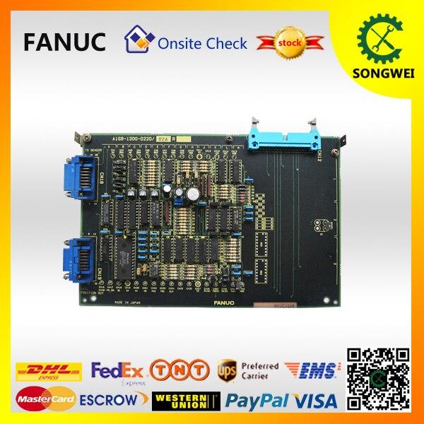 Tabla de pc de CONTROL CNC fancu A16B-1300-0220