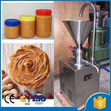 220v50hz Vertical de acero inoxidable sanitario de grado alimenticio pequeño laboratorio molino coloidal para la venta