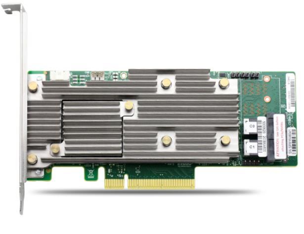 MegaRAID SAS 9460-8I 05-50011-02 2 GB الذاكرة المؤقتة SFF8643 NVMe U.2 HD PCI-E3.1 12 جيجابايت/ثانية بطاقة وحدة التحكم
