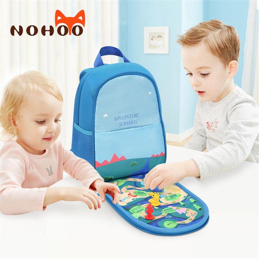 Mochila para niños pequeños, mochila preescolar a prueba de agua, bonita mochila 3D de animales para niños y niñas