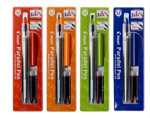 Pilot Parallel Pen Art Designer fountain pen calligraphy fountain pen