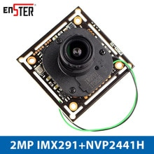 Enster-IMX291 + NVP2441H caméra AHD 2 mp module Bord HD 4 en 1 Modules caméra