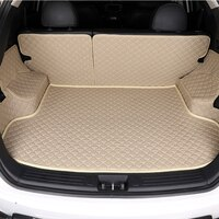 HLFNTF Custom Car Trunk Mat For hyundai tucson ix35 elantra terracan accent azera lantra car mat car accessories