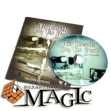 Til Death Do Us Part By Jim Critchlow and Alakazam  /close-up CARD magic trick / wholesale