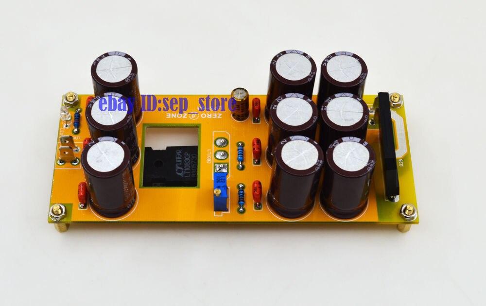 KIT de bricolaje de alta corriente LT1083CP fuente de alimentación lineal Kit / 1083 LPS DIY