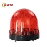LTE-5062 Mini Warning Light Led 1W Warning Light With Bolt Bottom Signal Light Tower Warning Light Car Beacon Emergency Lamp
