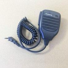 Prise mains libres Microphone K pour Kenwood Baofeng BF888S/UV5R/UV82, Quansheng, Wouxun, PUXING PX777, PX888, talkie-walkie etc TYT