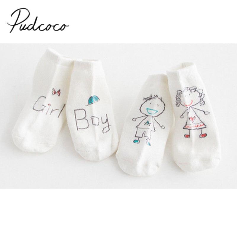 2018 носки для маленьких девочек и мальчиков сезон осень зима детские мягкие