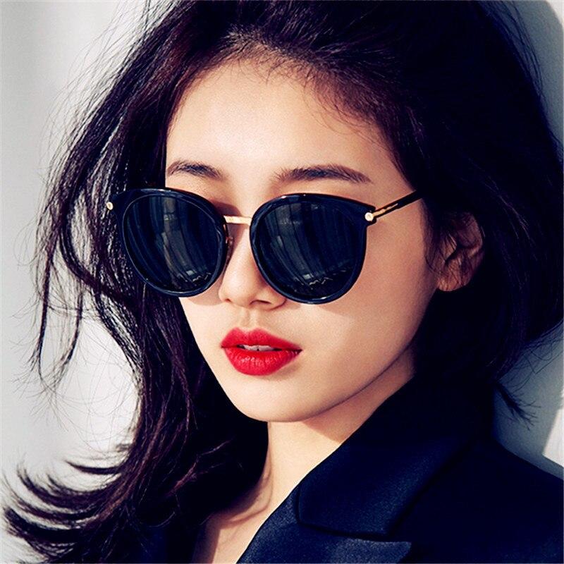 Солнцезащитные очки круглые в стиле ретро для мужчин и женщин, брендовые дизайнерские зеркальные солнечные очки из сплава