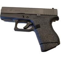 Non-slip Rubber Texture Grip Wrap Tape Glove Custom For Glock 43 holster fit for 9mm pistol gun magazine accessories