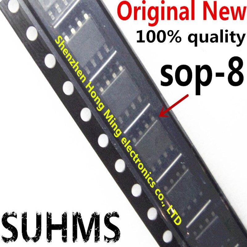 (10 peça) 100% Novo DAS09 RPR8278B NS4165 OB33510CP OB2225MCP FP6293 IW1760-01 1760-01 HM4953 CR6335S RT7247AH ICS570BL Chip de sop-8