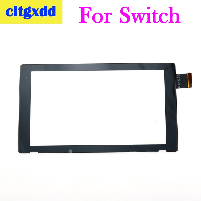 cltgxdd 1 pc New Touch Control Panel Screen For Nintend Switch NS Console External Replacement