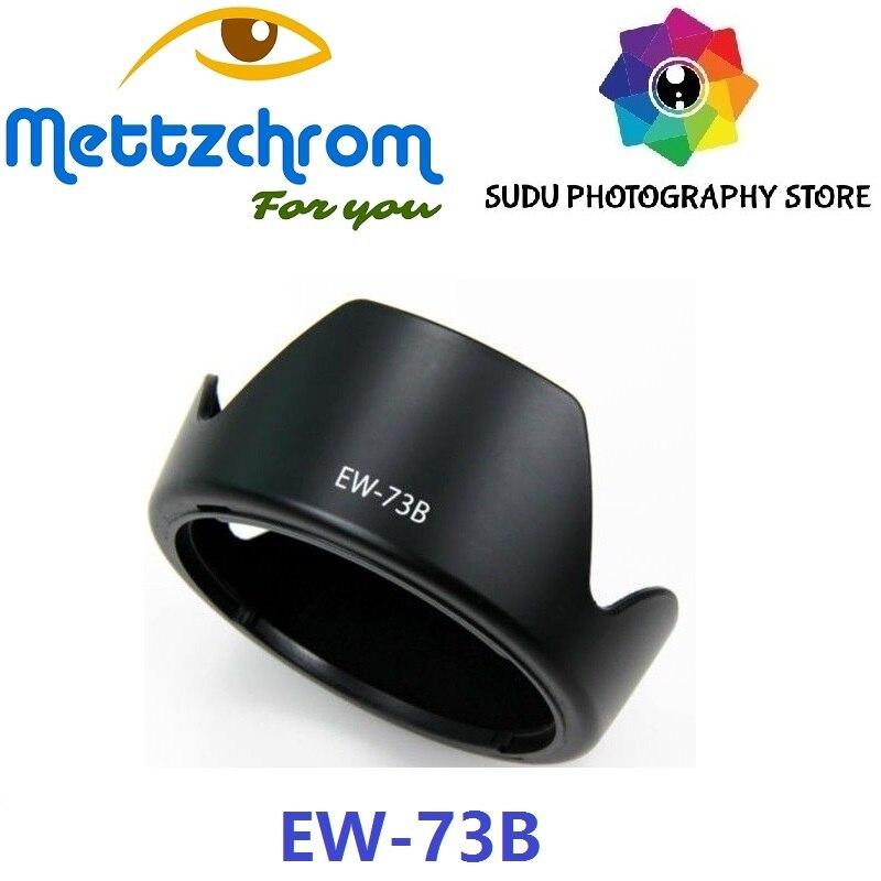 EW-73B capucha de lente para Canon EF-S 18-135mm STM F3.5-5.6 IS EF17-85mm
