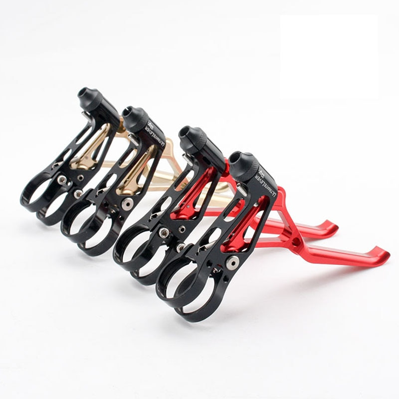 AL7075 Litepro ultraligero plegable bicicleta palanca de freno cnc freno para BMX palanca 64g para P8 SP8 piezas de bicicleta