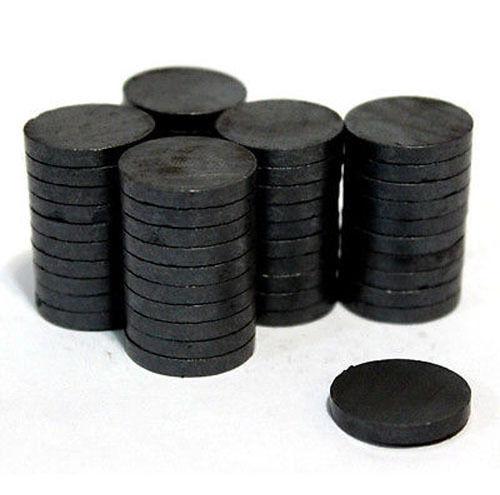 3mm de espesor 18mm de diámetro ferrita redondo imán disco recuerdo manualidades 20 piezas