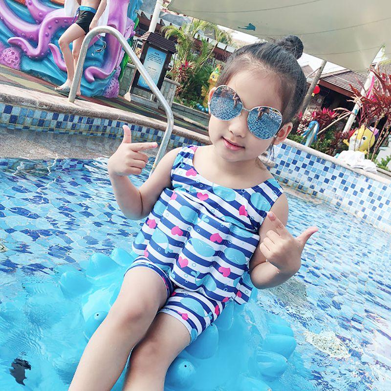 От 2 до 7 лет, детский плавающий купальный костюм из пены, плавающий безопасный купальник, антиутопающий плавательный костюм для мальчиков и девочек