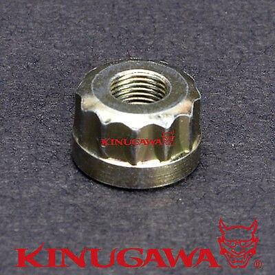 Kinugawa Turbo tuerca del eje para TOYOTA CT12A CT12B CT12C CT12 2JZ 1JZ 1HD-FTE