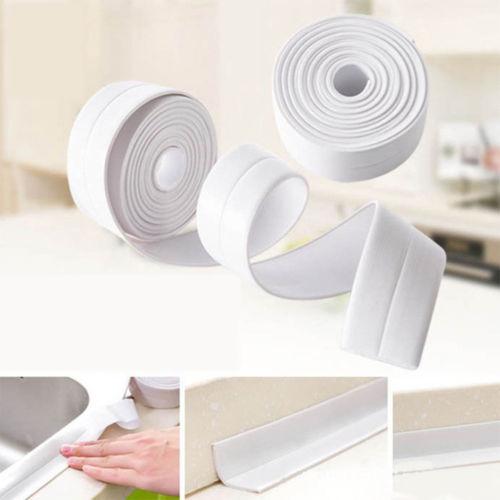 Self Adhesive Waterproof Anti-moisture Bathroom Mosaic PVC Wall Sticker Kitchen