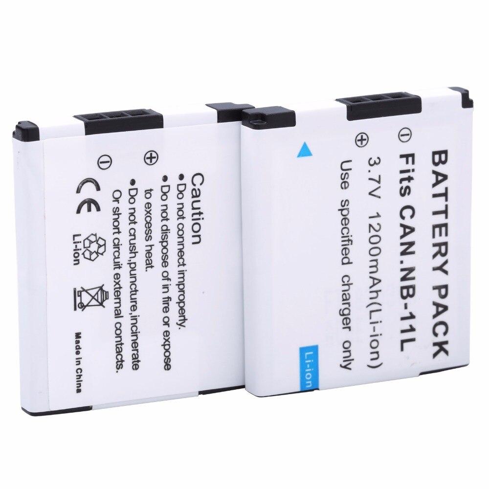 NB-11LHNB 11L батарея для Canon NB-11L PowerShot ELPH SX420 is, 170 is, 160, 150 is, 140 is, 135, SX400 IXUS 285 275