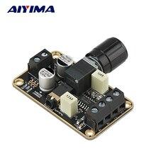 AIYIMA 2.0 CH PAM8406 amplificateur numérique carte Audio 2*5 W Audio stéréo pour bricolage haut-parleur amp accessoires DC 5 V