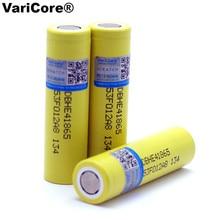 2pcs/lot New Original 18650 3.6V 2500mAh Li-lon Rechargeable Battery  HE4 Max 20A 35A discharge batteries+ Free shipping