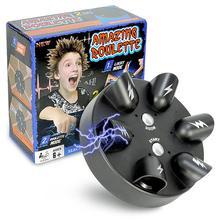 Neue Lustige Kinder Kreative Desktop Spielzeug Mini Elektrische Schock Finger Glück Elektrische Elektrische Schocker Ordentlich Party Geschenk Streich Spiele
