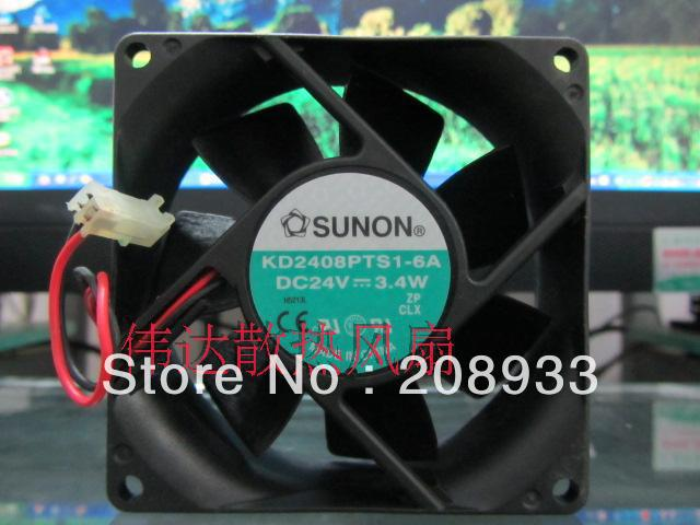 Für Die Sunon die SUNON KD2408PTS1-6 8025 DC 24 v 2,9 watt