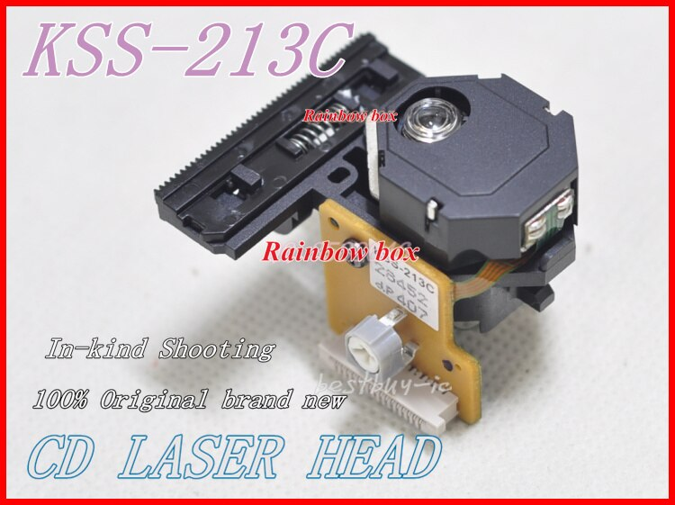 CD óptica KSS-213C 100% marca nueva original de alta calidad KSS213C KSS 213C KSS-213 2 piezas envío gratis