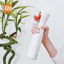 Original Xiaomi Time-lapse Spray Bottle Fine Mist Water Flower Spray Bottles Moisture Atomizer Pot Housework Cleaning Tools