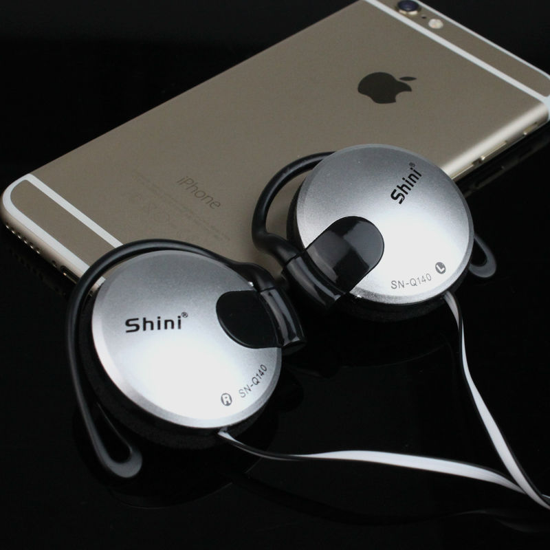 Q140 graves clara voz fone de ouvido gancho fones de computador móvel mp3 universal 3.5mm para mp3 player telefone