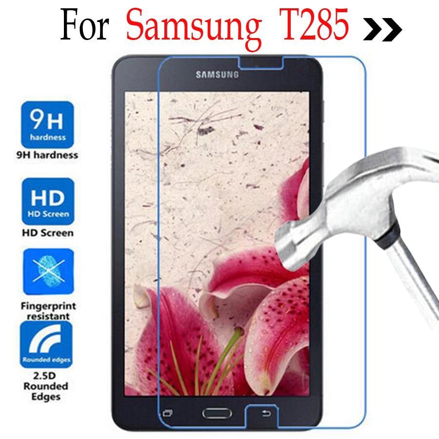 "T280 T285 закаленное стекло, Защитная пленка для Samsung Galaxy Tab A 2016 T 285 280 LTE 7 ""A 2016 SM-T285"