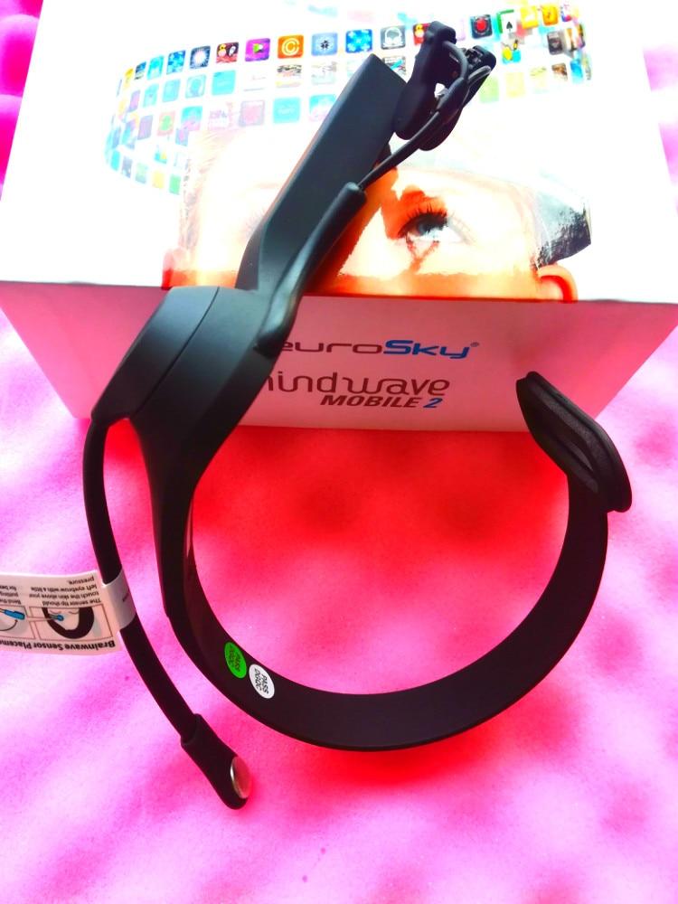 KCC-CRM-XG9-MW003 móvil 2 DE NeuroSky MindWave, Auriculares Bluetooth con ondas cerebrales