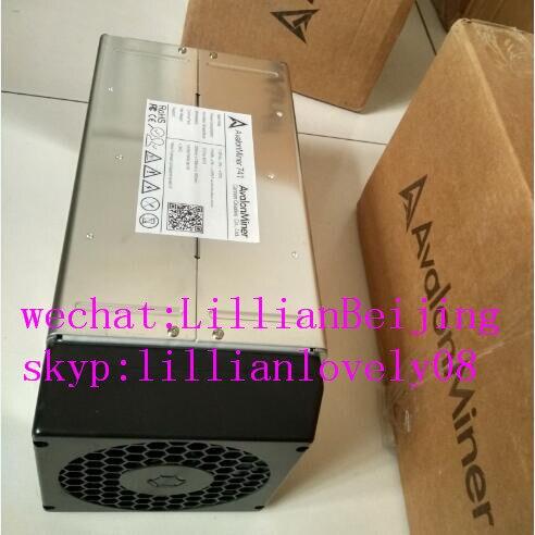Avalon 851 de 14,5 T de SHA256 ASIC BTC máquina de minar Bitcoin minero A851 14 5TH/s