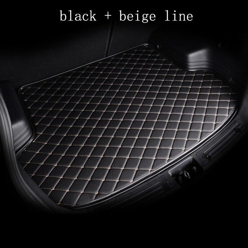 kalaisike custom car mat trunk for Lexus All Models ES350 NX GS350 CT200h ES300h GS450h IS250 LS460 LS custom car cargo liner