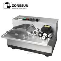 zonesun my 380 ink roll coding machinecard printerproduce date printing machinesolid ink code printerpainting type220v