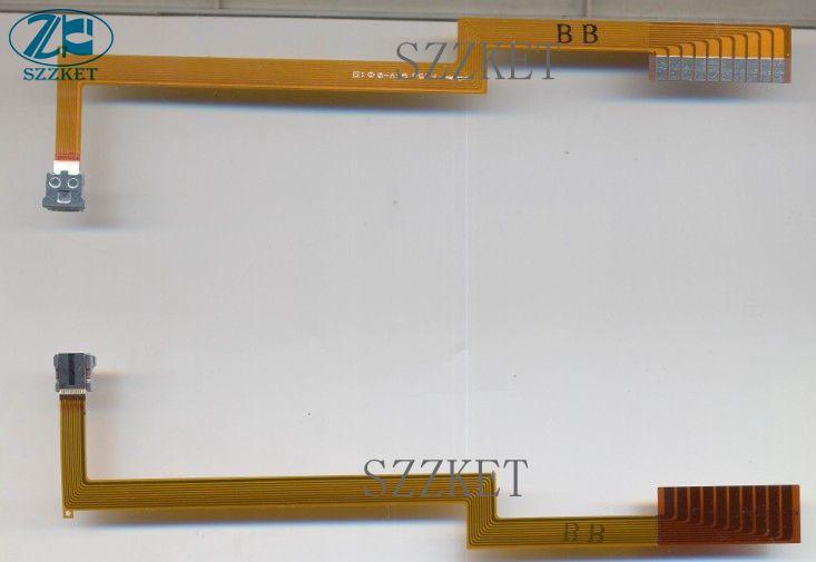 رئيس ل STP411G-320-E رأس الطابعة الحرارية ، الحرارية فيلم STP411G-320 جديد الأصلي بقعة ل DPU-414 ، DPU-414-30B ، DPU-414-40B ، DPU