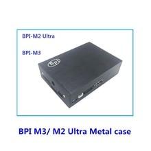 Banana PI M3/M2 Ultra carcasa de Metal para Banana pi M3/M2 Ultra