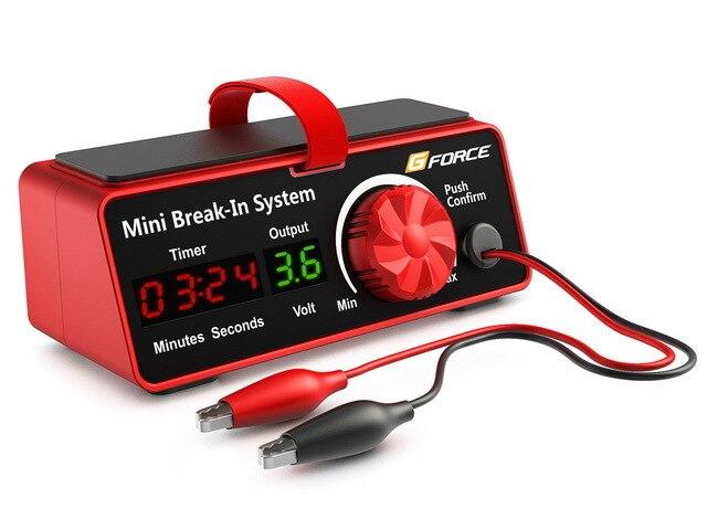 Gleagle MINI Break-In System 4WD Drive Motor Running-in equipment G0121 for RC car motor tester