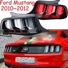 Auto styling für 2010 2011 2012 2013 2014/2015 ~ 2019 jahr LED rücklicht Mustang Schwanz Lampe hinten lichter auto zubehör stoßstange lampe