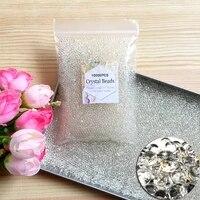 Perles deau en cristal transparent  Gel dhydrogel de sol polymere  fleur mariage decoration  grandes boules deau en croissance  decoration de maison