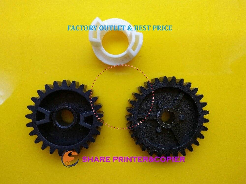 Compartir JC96-04876A JC66-00417A JC66-01210A engranaje de accionamiento de fusor kit para SAMSUNG 5133F 5135ND 5235ND 5835FN 5835NX 5935FN 5935NX