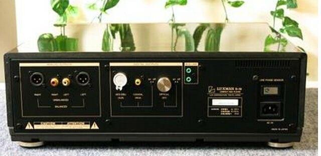 Reproductor de repuesto para Radio y CD LUXMAN D-10 D10, cabezal láser,...