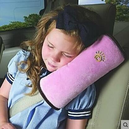 Car-styling Car seat belt Shoulder Pillow For Chevrolet Cruze Captiva Matiz TRAX Aveo Sonic Lova Sail