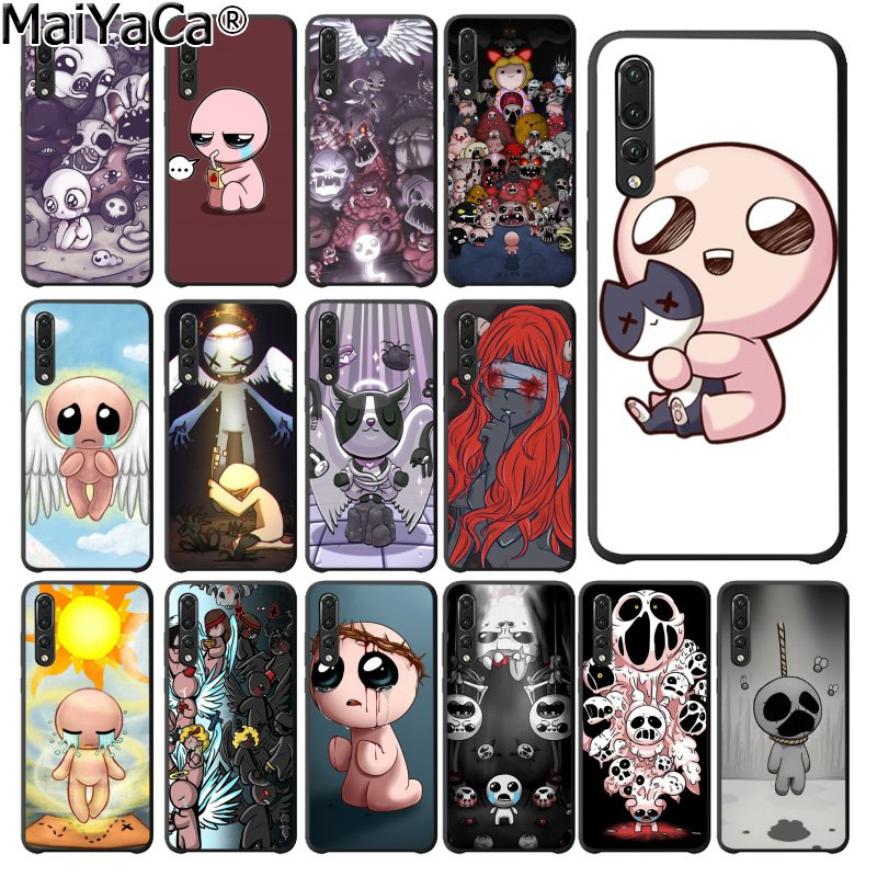 MaiYaCa The Binding Of Isaac Soft Phone Case for Huawei P20Lite P10 Plus Mate10Lite Mate20 P20 Pro Honor10 View10