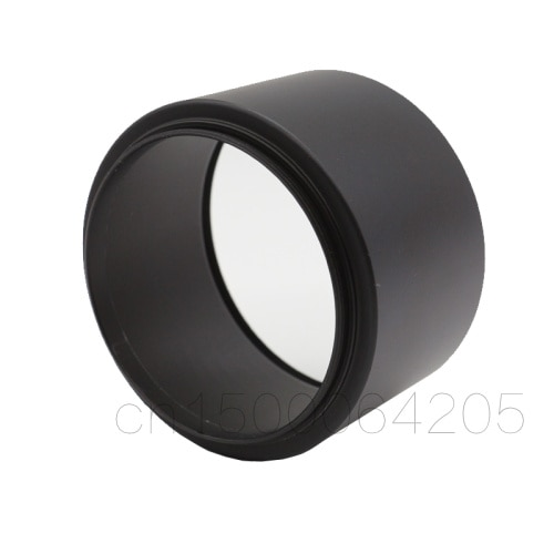 Metal Tele Lens Hood 37mm 39mm 40.5mm 43mm 46mm Screw-in Telephoto Tubular Lente Protect For LSR Camera