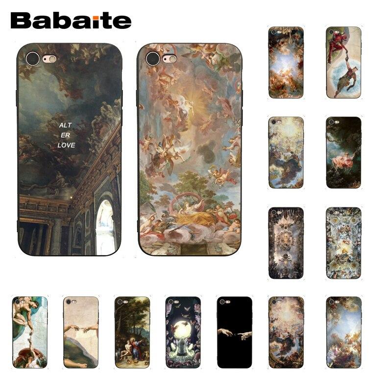 Babaite palace of versailles чехол для iphone 11 Pro 11Pro Max 8 7 6 6S Plus X XS MAX 5 5S SE XR