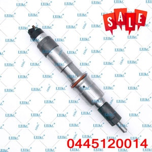 ERIKC New 0445120014 Common Rail Diesel Injector 0 445 120 014 (0986435515) Fuel Injection Spray 0445 120 014 For IVECO Renault