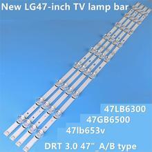 "1 takım = 8 adet 4A + 4B LG 47 ""TV innotek DRT 3.0 47"" 47LB6300 47GB6500 47LB652V 47lb650v LC470DUH 47LB5610 47LB565V"